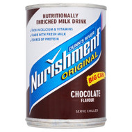 Dunn's River Nurishment Chocolate Flavour - 400g - Single Can (400g x 1 Can)