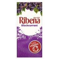 Ribena Blackcurrant - 1ltr - Single Box (1ltr x 1)