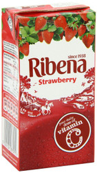 Ribena Strawberry - 288ml - Pack of 2 (288ml x 2)
