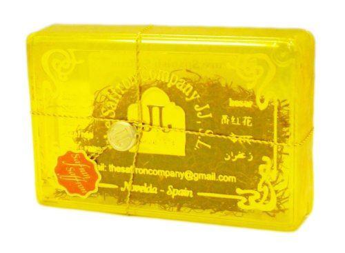 Jalpur Saffron Pure Spanish 4g (Azafran)