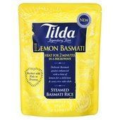 Tilda Steamed Basmati Lemon Rice - 250g