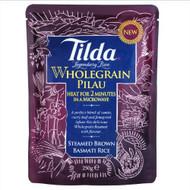 Tilda Steamed Basmati Wholegrain Pilau Rice - 250g