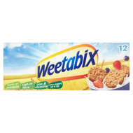 Weetabix Cereal - 12 Pack - Pack of 2 (12 x 2 Pack)