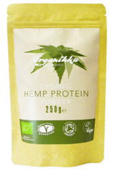 Organikku Organic Hemp Protein Powder - 250g