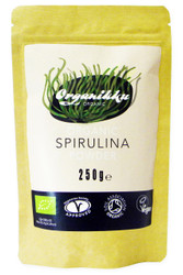 Organikku Organic Spirulina Powder - 250g