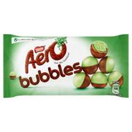 Aero Bubbles Mint Bag - 36g - Pack of 12 (36g x 12 Bags)