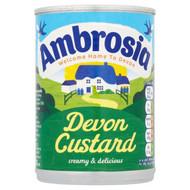 Ambrosia Ready to Serve Devon Custard - 400g - Pack of 2 (400g x 2)