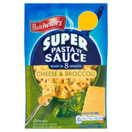 Batchelors Pasta 'N' Sauce Cheese & Broccoli - 110g - Pack of 4 (110g x 4)