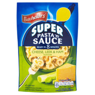 Batchelors Pasta 'N' Sauce Cheese Leek & Ham - 110g - Pack of 6 (110g x 6)