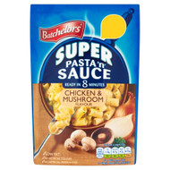 Batchelors Pasta 'N' Sauce Chicken & Mushroom - 122g - Pack of 4 (122g x 4)