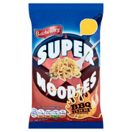 Batchelors Super Noodles Barbeque - 100g - Pack of 4 (100g x 4)