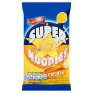 Batchelors Super Noodles Chicken - 100g - Pack of 4 (100g x 4)