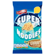 Batchelors Super Noodles Mild Curry - 100g - Pack of 4 (100g x 4)