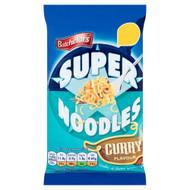 Batchelors Super Noodles Mild Curry - 100g - Pack of 4 (100g x 4)