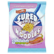 Batchelors Super Noodles Thai Sweet Chilli - 85g - Pack of 4 (85g x 4)