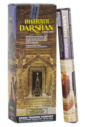 Bharath Darshan - Incense Sticks - 20 Sticks (Pack of 6)