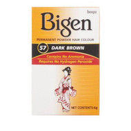 Bigen 57 - Dark Brown (pack of 3)
