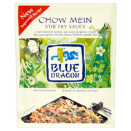 Blue Dragon Chow Mein Stir Fry Sauce - 120g - Pack of 6 (120g x 6)