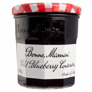 Bonne Maman Wild Blueberry Conserve - 370g - Pack of 2 (370g x 2)