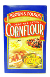 Brown & Polson - Original Patent Cornflour - 500g x 2