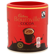 Cadbury Bournville Cocoa - 125g - Pack of 4 (125g x 4)