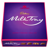 Cadburys Milk Tray - 400g - Pack of 2 (400g x 2 Boxes)