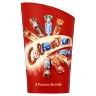 Celebrations Carton - 240g - Pack of 2 (240g x 2 Boxes)