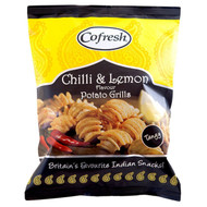 Cofresh Chilli & Lemon Potato Grills 6 Pack -6 x 80g