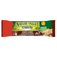 Nature Valley Oats & Chocolate Bar - 42g - Pack of 12 (42g x 12)