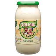 Dolmio Carbonara Pasta Bake - 480g - Single Jar (480g x 1 Jar)