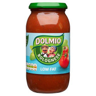 Dolmio Bolognese Sauce Low Fat - 500g - Single Jar (500g x 1 Jar)