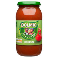 Dolmio Original Bolognese Sauce - 500g - Single Jar (500g x 1 Jar)