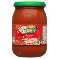 Dolmio Original Red Lasagne Sauce - 320g - Single Jar (320g x 1 Jar)