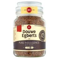 Douwe Egberts Pure Indulgence Dark Roast - 95g - Pack of 4 (95g x 4)