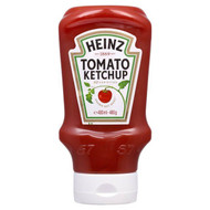 Heinz Tomato Ketchup Topdown - 460g - Pack of 2