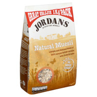 Jordans Natural Muesli - 1kg - Single Pack (1kg x 1 Pack)