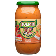 Dolmio Creamy Tomato Pasta Bake - 500g - Single Jar (500g x 1 Jar)