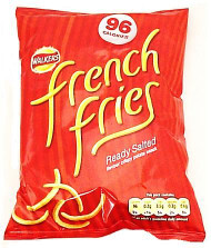 French Fries Ready Salted 22 g (Pack of 48) [Grocery]