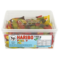Haribo Freaky Fish - 1022g - Approx 120 Pieces