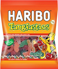 Haribo Tangfastics - 220g - Pack of 4 (220g x 4 Bags)