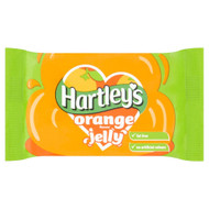 Hartley's Orange Jelly - 135g - Pack of 4 (135g x 4)