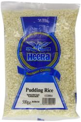 Heera Pudding Rice Pack of 10 - 10 x 500g