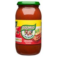 Dolmio Original Tomato Lasagne Sauce - 500g - Single Jar (500g x 1 Jar)