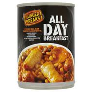 Hunger Breaks All Day Breakfast - 395g