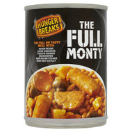 Hunger Breaks The Full Monty - 395g