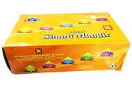 Mukesh Shanti Mandir - Incense Sticks - 50 Sticks (Pack of 12)