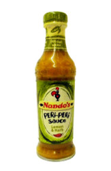 Nando's - Lemon & Herb - Peri Peri Sauce - 250g