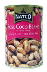 Natco - Rose Coco Beans - 400g (pack of 4)