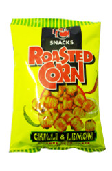 NC Snacks - Chilli & Lemon Roasted Corn - 140g x 3