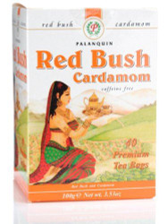 Palanquin Red Bush Cardamom Tea 2 Pack -2 x 125g